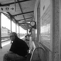 """фото """"waiting man"""""""