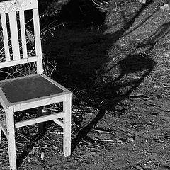 "photo ""an empty life"""