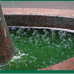 """фото """"green water"""""""