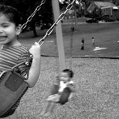 "фото ""Swinging!"""