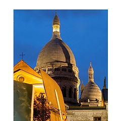 "фото ""A night in Paris"""