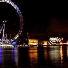 "photo ""Big Eye of London"""