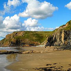"фото ""Druidstone Haven, Wales."""