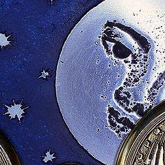 "фото ""Silver Moon"""