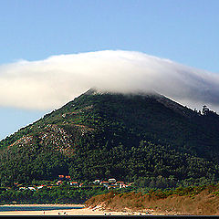"""фото """"The cloud hat"""""""