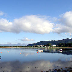 "photo ""Oban (Scottland)"""
