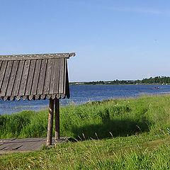 "photo ""Onega river"""