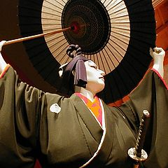 """photo """"Geisha de Cera"""""""