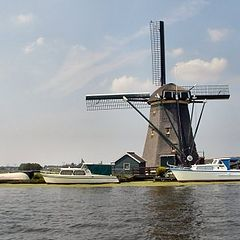 "фото ""Dutch mill"""