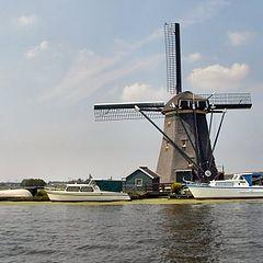 """фото """"Dutch mill"""""""