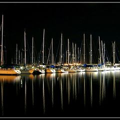 "photo ""Night... Port"""