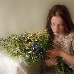 """фото """"Полевые цветы"""""""