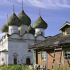 """photo """"Kargopol - town where time has stopped"""""""