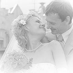 """фото """"Поцелуй невесты"""""""