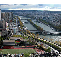 """фото """"Paris from Efel tower"""""""