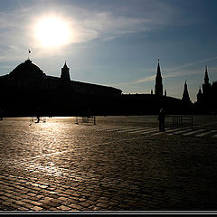 """фото """"Red square."""""""
