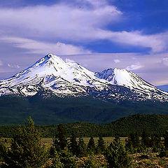 "фото ""Mount Shasta"""