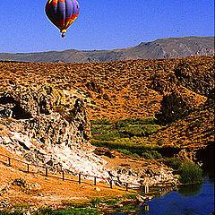 "фото ""Balooning"""