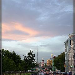 "фото ""Москва. Цветной бульвар."""