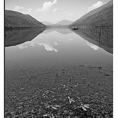 "photo ""B&W Lake_1"""