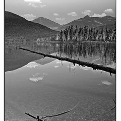 "photo ""Lake B&W_2"""