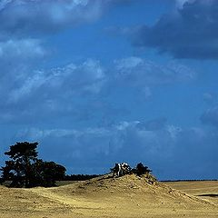 "фото ""clouds over de Veluwe"""