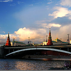 """фото """"Evening in the city."""""""