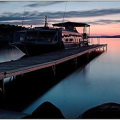 "photo ""On the faraway pier"""