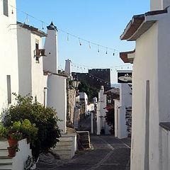 """фото """"White houses of Monsaraz"""""""