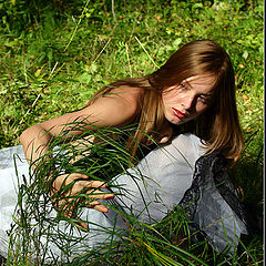 """фото """"Beauty in the grass."""""""
