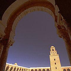 """фото """"Борьшая Мечеть. Кайруан."""""""