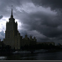 """фото """"Moscow hotel."""""""