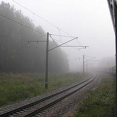 """фото """"Поезд в никуда"""""""