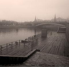 """фото """"The fog."""""""