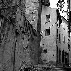 """photo """"""""Old streets of Lisbon"""" #5"""""""