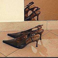 """фото """"... shoe ..."""""""