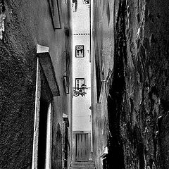 """photo """"""""Old streets of Lisbon"""" # 6"""""""