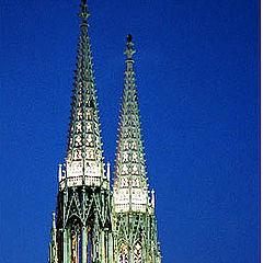 """фото """"Church Towers"""""""