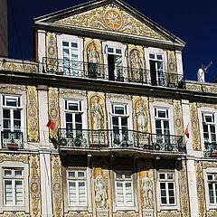 """photo """"""""Old sreets of Lisbon"""" #9"""""""