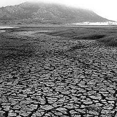 "photo ""dry lake"""