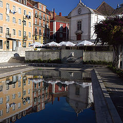 """photo """""""" Old streets of Lisbon """" #10"""""""