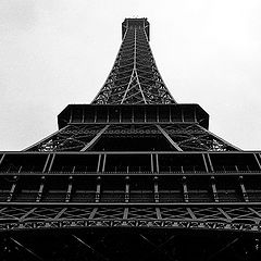 "фотоальбом """"Around the Eiffel Tower"""""