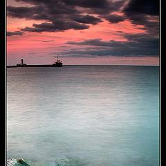 "photo ""Evening calm"""