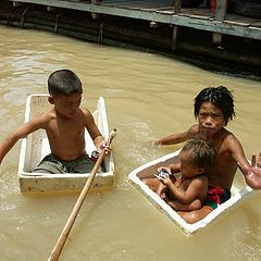 "photo ""Cambodia children"""