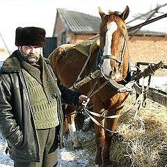 "photo ""Winter! The peasant triumphing..."""