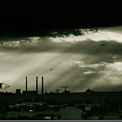 "фото ""industrial city"""