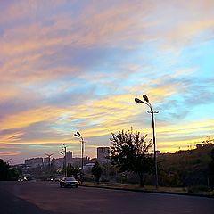 """photo """"Autumn sunsets... (1)"""""""