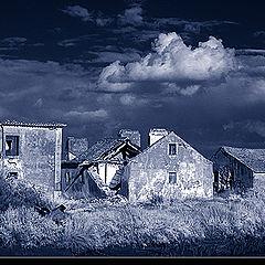 "фото ""Ghost village"""
