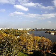 """фото """"Москва. Коломенское. Осень."""""""