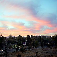 """photo """"Autumn sunsets... (2)"""""""
